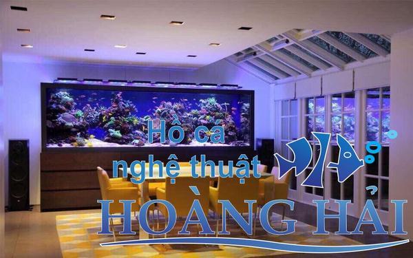 Hồ cá mang lại sự sinh động cho không gian nhà bạn
